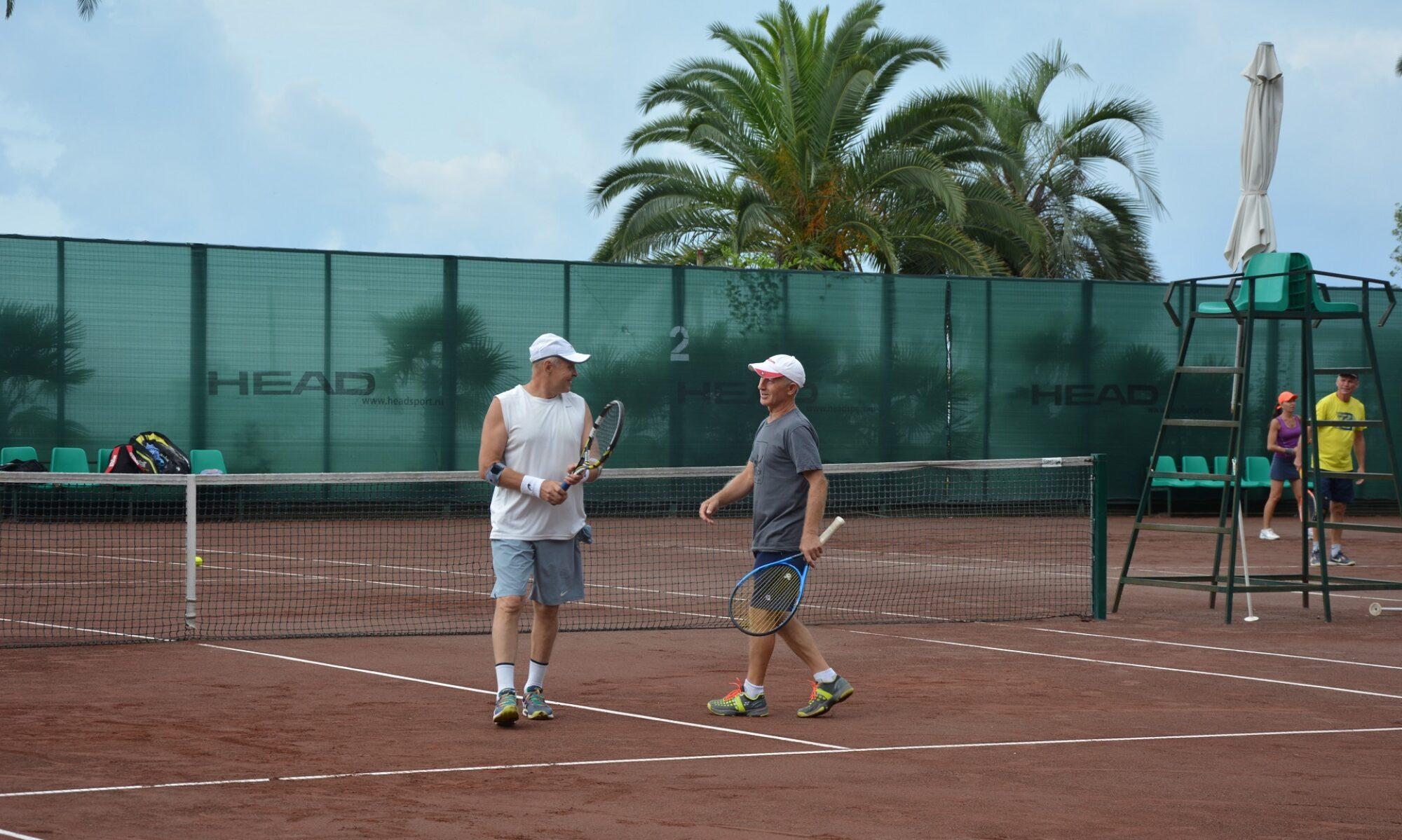 теннисные турниры в абхазии
